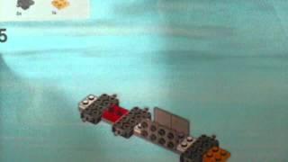 Lego City Cement Truck 60018