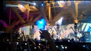 Sum 41 - The Hell Song (LIVE @ MTV WINTER VALENCIA 2011) - HQ