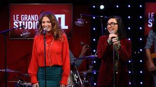 Brigitte - Sauver ma peau (LIVE) - Le Grand Studio RTL