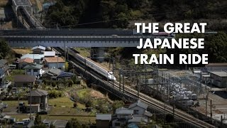 Chris Tarrant: Extreme Railway Journeys - Episode 5 The Great Japanese Train Ride (Preview)