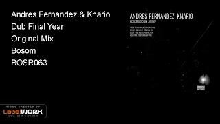 Andres Fernandez & Knario - Dub Final Year (Original Mix)