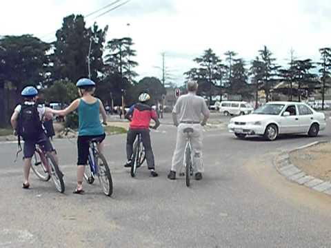 Bicycle Tour Part 1 – Soweto – South Africa – January 2011