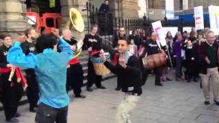 Bollywood Brass Band, whitechapel part 6