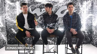 Jonas Brothers on Reuniting and Creating