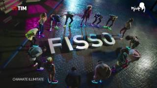 Mina canta JSM balla TIM spot All Night Sanremo 10 febbraio 2017