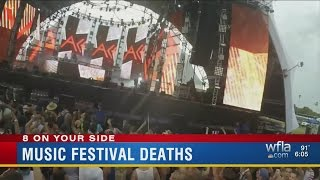 Electronic dance music festivals need to change, advocate says