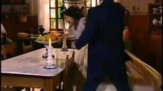 A Escrava Isaura (Record) - Leôncio dá Um Tapa na Cara de Isaura