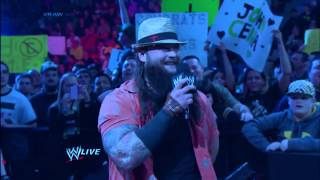Bray Wyatt vs John Cena WrestleMania 30 Promo