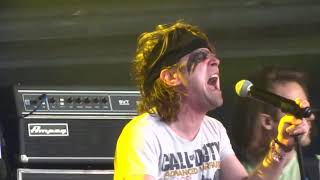 Ariel Pink - 01 - Revenge of the Iceman  - 2 June 2018 - Primavera Sound - Barcelona