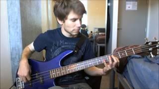 Arctic Monkeys - Mardy Bum [Bass Cover]