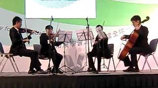 Tchaikovsky String Quartet No. 3 4th mvt
