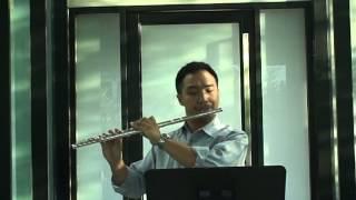Joachim Andersen: 24 studien for flute op.21 no.9 | Patiparn Poonsawad
