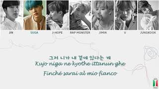 BTS (방탄소년단) - Best of Me (feat. The Chainsmokers) [Han | Rom | ITA Color Coded Lyrics] [SUB ITA]