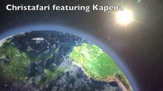 "Christafari feat Kapena--""Joy To The World"" (Lyric Video) Reggae Christmas"