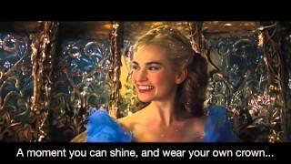Sonna Rele - Strong with lyrics (Cinderella 2015)