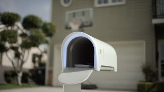 Smartbox by Inbox: the mailbox of tomorrow, today