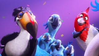 Rio 2 Trailer #2 2014 Movie - Official [HD]