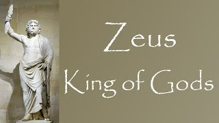 Greek Mythology: Story of Zeus
