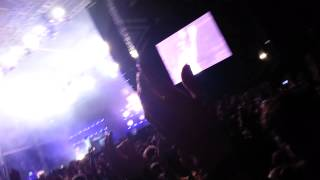 Tinie Tempah Turn the music louder (Rumble) Live Sundown 2015