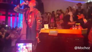Chris Brown feat. Migos - Who This live at Shoko (Madrid)