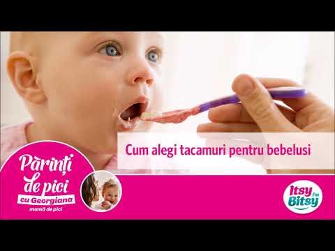 Cum alegi tacamuri pentru bebelusi