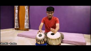 TAKI TAKI || Tabla Cover || Rohit Saha