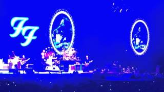 FOO FIGHTERS - Learn To Fly - Live Kraków Tauron Arena Poland 9.11.2015