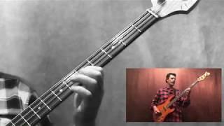 Xutos & Pontapés - Não Sou o único, Cover bass