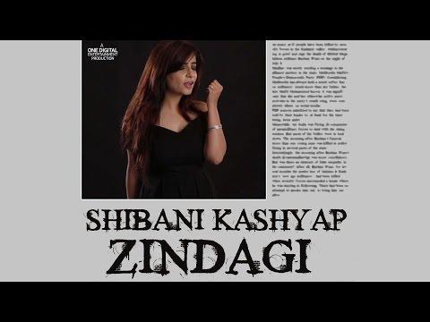 Zindagi Lyrics - Shibani Kashyap