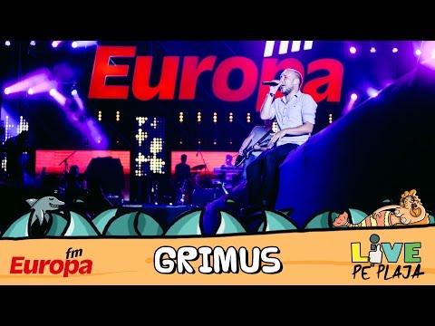Grimus la Europa FM Live pe Plaja 2016 - Concert Integral