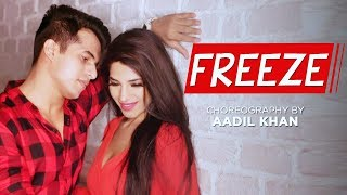 Freeze | Rajat Nagpal | Latest Punjabi Song 2018 | Aadil Khan Choreography | ft. Pooja Narang