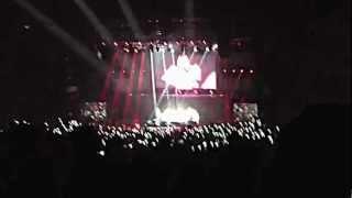 2NE1- Scream-Nokia Theatre - Live - Los Angeles