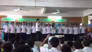 "(18/24) ""You Raise Me Up - Josh Groban"" (Group Singing) on Teachers Day '13"