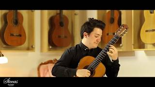 Gian Marco Ciampa plays 'Schottish-Choro' by Heitor Villa-Lobos on a 1928 Hermann Hauser I