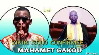 Zikri Solo  Mahamet Gakou(son 2019