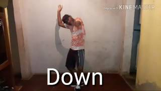 Down- Fifth Harmony ft Gucci Mane (Luan Henrique)*Coreografia*