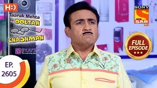 Taarak Mehta Ka Ooltah Chashmah - Ep 2605 - Full Episode - 20th November, 2018 width=