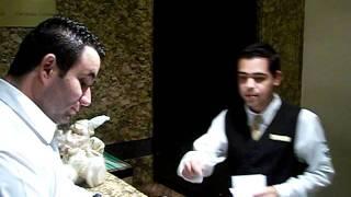 Hotelaria - recepção