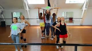 Bayonne : des ados s'entraînent pour les Mondiaux de hip hop