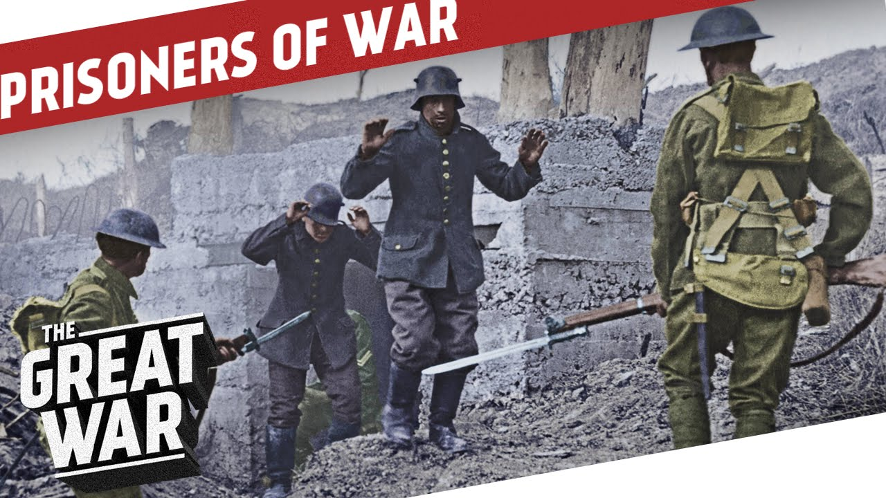 Prisoners of War During World War 1 - The Great War Special
