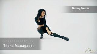 Teona Managadze (Dj Flex -Timmy Turner)