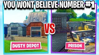 50,000 FORTNITE PLAYERS RANK EVERY REMOVED LOCATION! (rip og factory)
