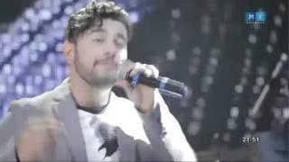 Eurovision 2016 Moldova: Valentin Uzun - Mine (postcard)