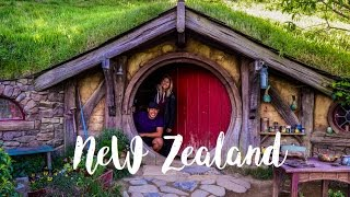 New Zealand 2016 in 2 weeks - Ed Sheeran - I See Fire (Remix Kygo) - GOPRO & DJI Phantom 4 in 4K