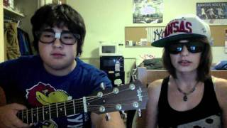 We Are Gonna Be Friends (Cover by Savannah and Max)