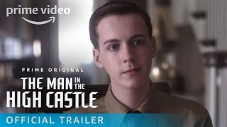 The Man in the High Castle Season 1 - Official Trailer: What If? | Amazon Video
