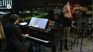 VIRUS 25 oktober 2012: VIRUS ontdekt... Frederico Mosquera en Victoria Skornyakova
