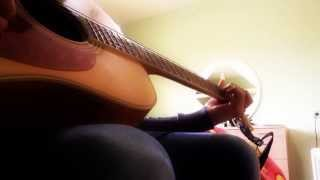 Siente Mi Amor  Guitar Cover Ray