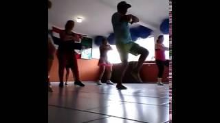 Principie Ale Barbosa :  Aula de Ritmus na Musica Viadoo dia 09/01
