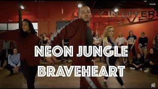Neon Jungle - Braveheart | Hamilton Evans Choreography